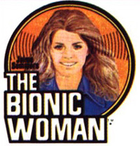 Jaime Summers - The Bionic Woman