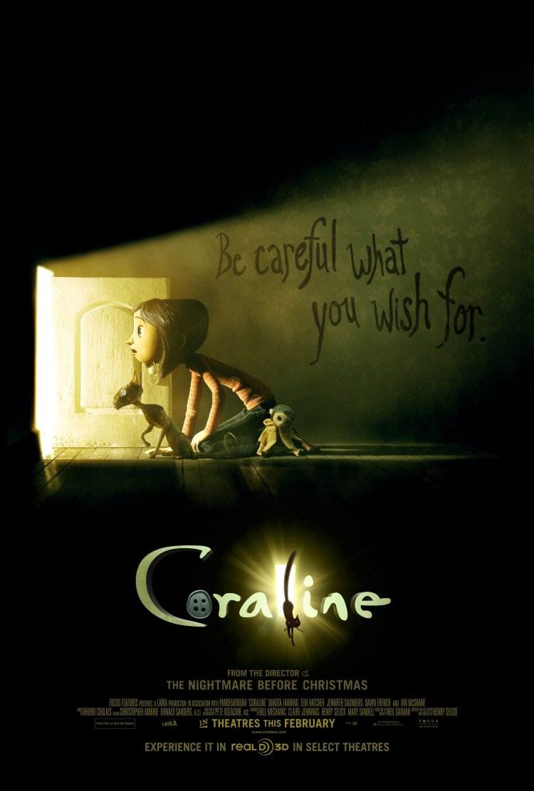 Coraline: A Modern Day Wizard of Oz