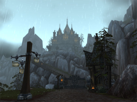 """World of Warcraft (""""Cataclysm Lite"""")"""