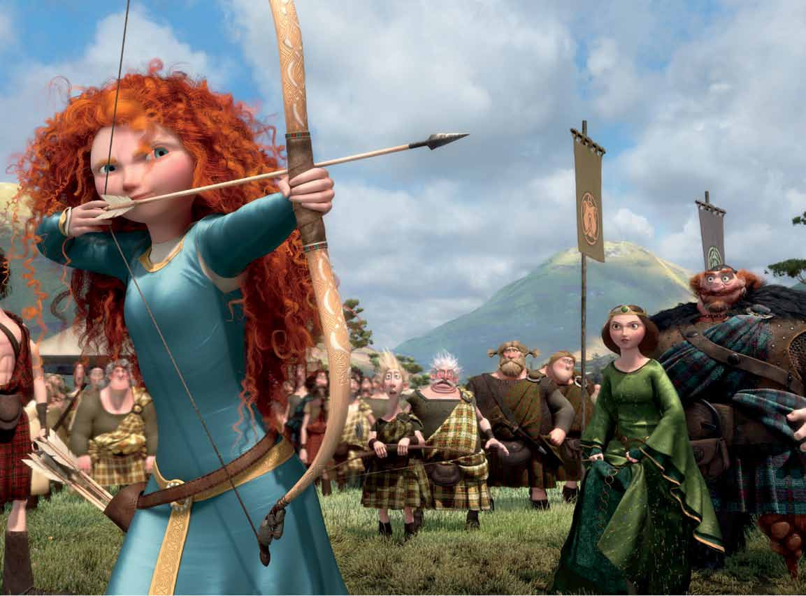 Brave - Movie Photo