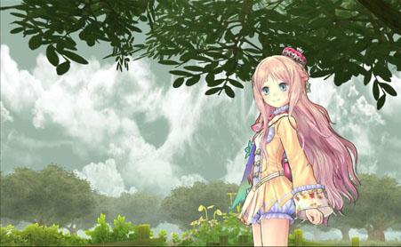 Upcoming RPG for PS3 - Atelier Meruru