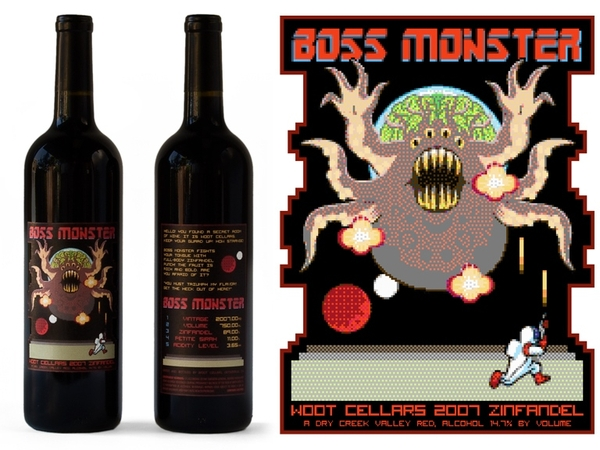 Boss Monster - Wines for Gamers