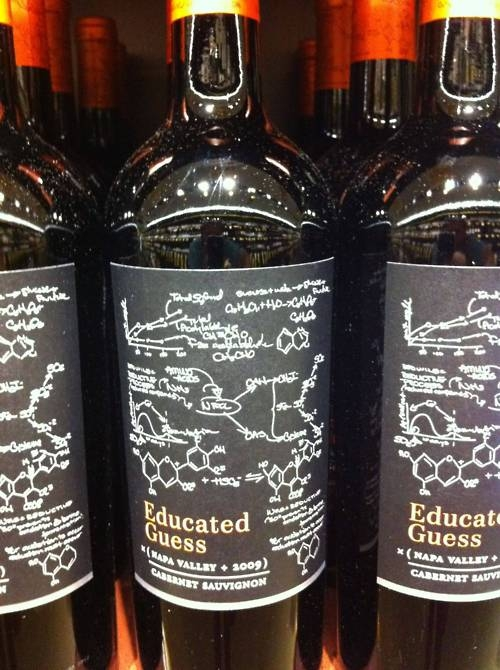 Educated Guess - Wines for Techies