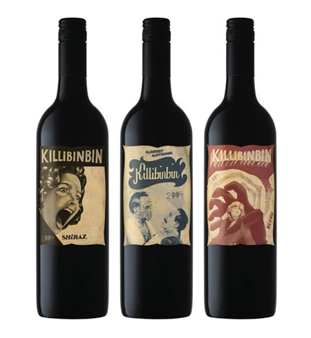 Killabinbin - Wines for Horror Fans