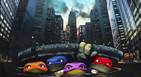 New 'Teenage Mutant Ninja Turtles' Live-Action Film