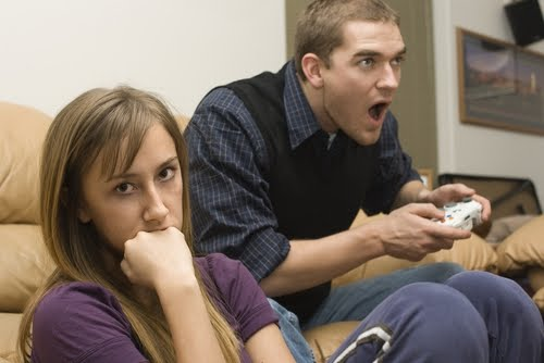 Do video games ruin marriages?