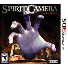 Spirit Camera: The Cursed Memoir - 3DS