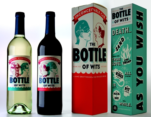 The Bottle of Wits - Wines for Fantasy Film Buffs