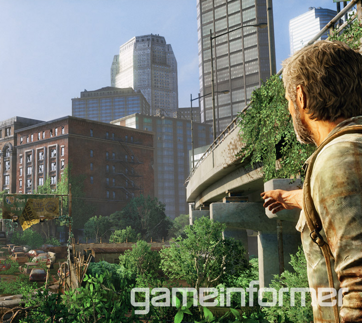 In-Game Screenshot - The Last of Us