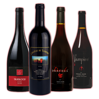 Vampire Wines - Wines for Horror Fans