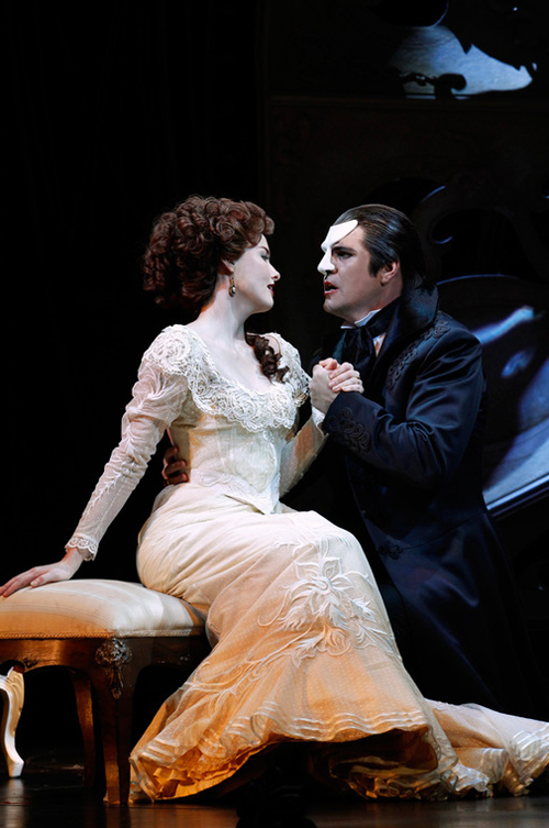 The Phantom and Christine - Love Never Dies