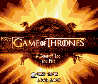 16bit Game of Thrones
