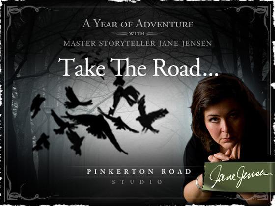 Jane Jensen - Pinkerton road