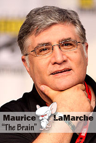 Maurice LaMarche - The Brain