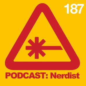 Nerdist Podcast #187 - April 1, 2012