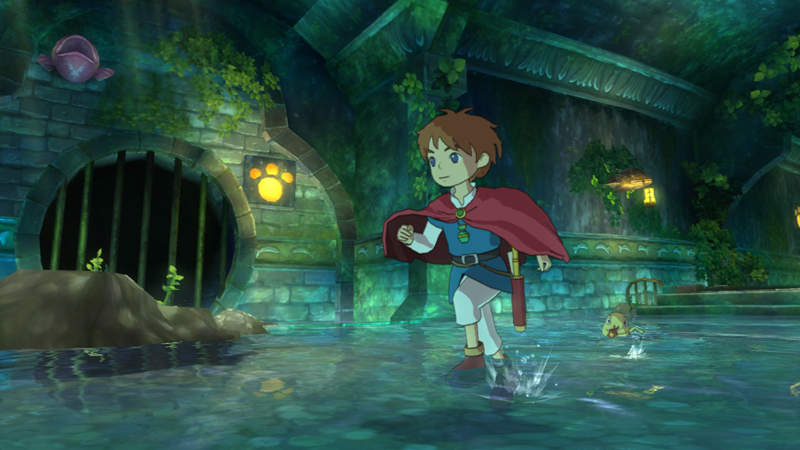 Ni No Kuni - Gorgeous PS3 Game