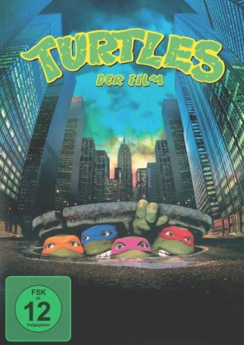 Turtles: Der Film - German TMNT Movie