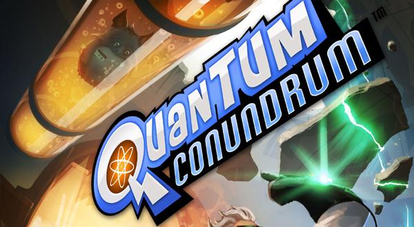 Quantum Conundrum Trailer