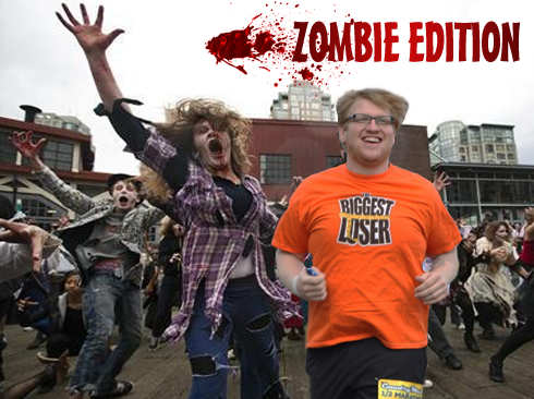The Biggest Loser - Zombie Edition