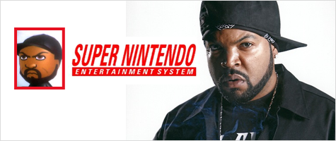 Ice Cube - Super Nintendo