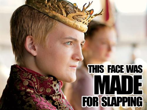 Joffrey Gets Slapped