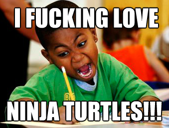 I like Turtles...