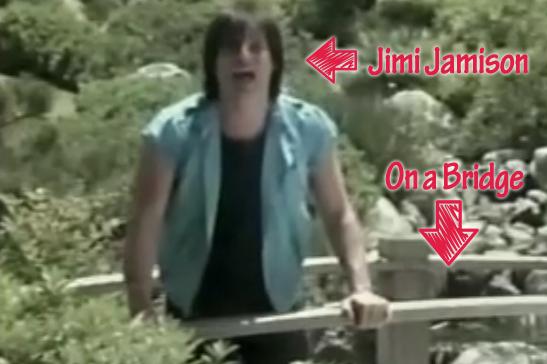 Jimi Jamison - On a Bridge