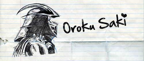 Oroku Saki
