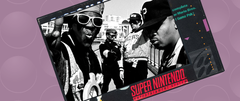 Public Enemy - Super Nintendo