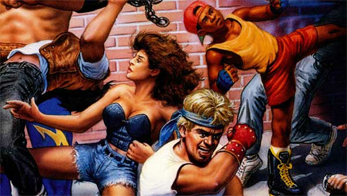 Streets of Rage Games