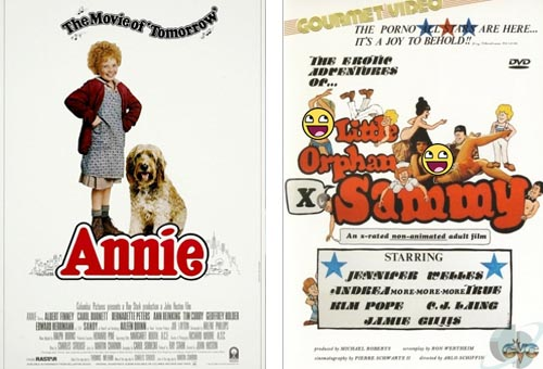Annie - Little Orphan Sammy