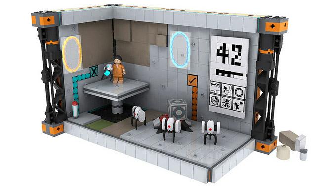 LEGO Portal Set