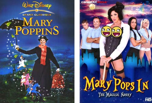 Mary Poppins - Mary Pops In