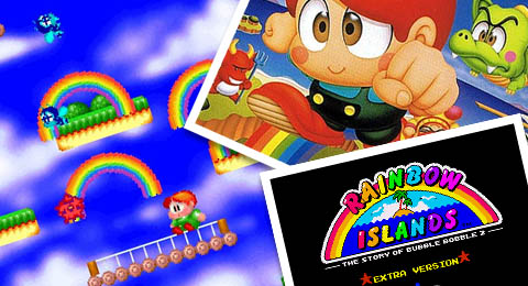 Rainbow Islands - Bubble Bobble 2