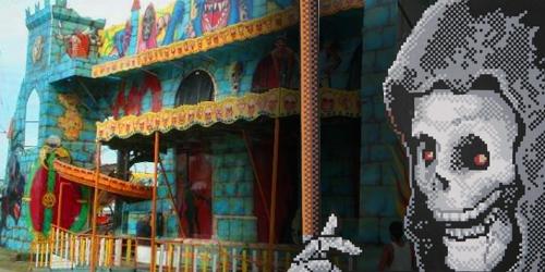 Shadowgate Castle Funhouse - NintendoLand