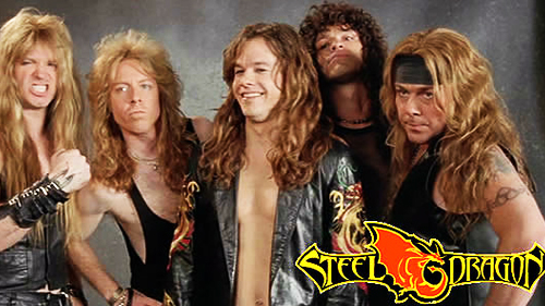 Steel Dragon - Rock Star