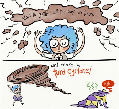 Turd Cyclone