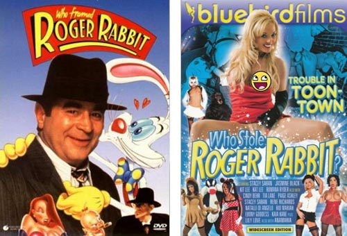 Who Framed Roger Rabbit - Who Stole Roger Rabbit