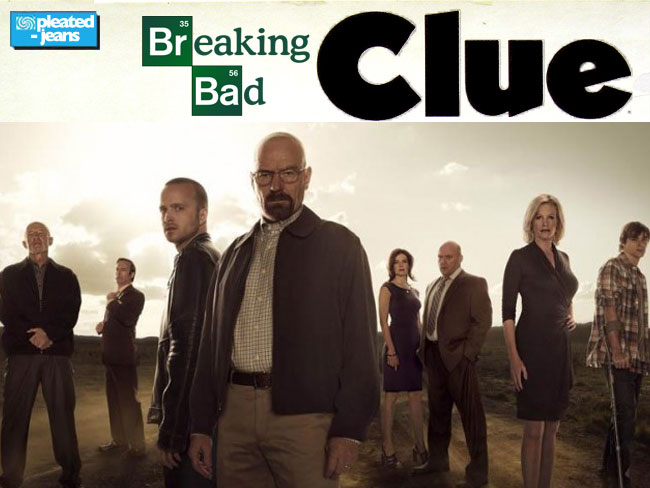 Breaking Bad Clue Box