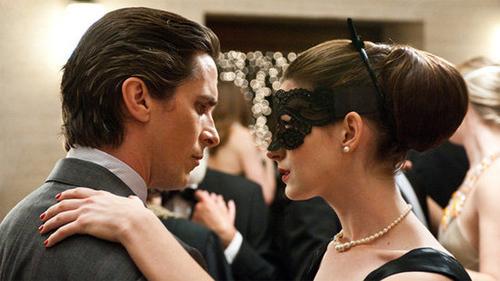 Bruce Wayne & Selina Kyle