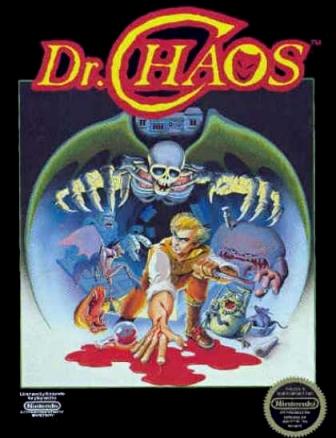 Dr. Chaos Box Art