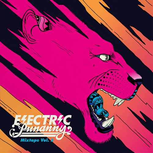 Electric Punanny Mixtape, Volume 2