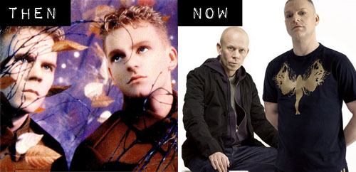 Erasure: Then & Now