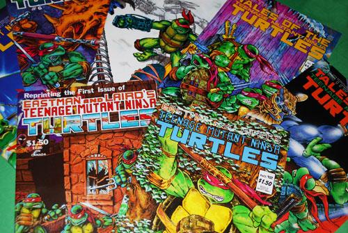 TMNT Comics