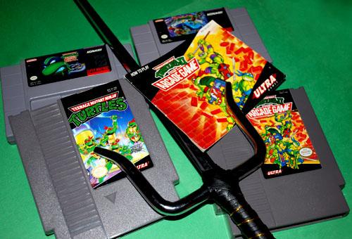 TMNT Nintendo Games