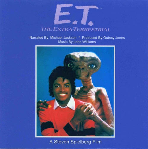 E.T. The Extra Terrestrial - Narrated by Michael Jackson