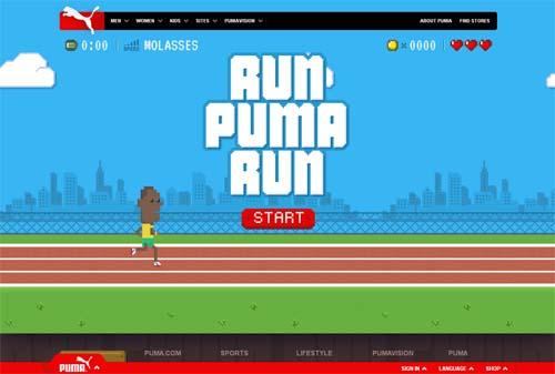 Run Puma Run