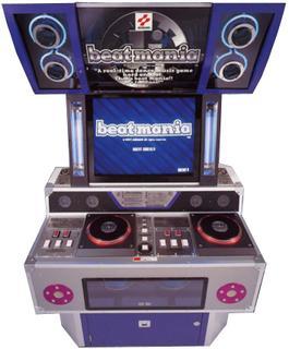 Beatmania Arcade