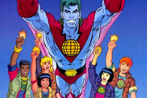 Fan Made Captain Planet Live-Action Movie