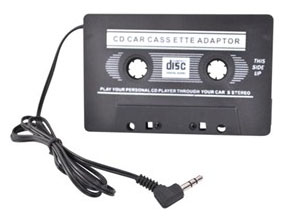 Cassette Car Adapter